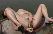 Komkommer porna