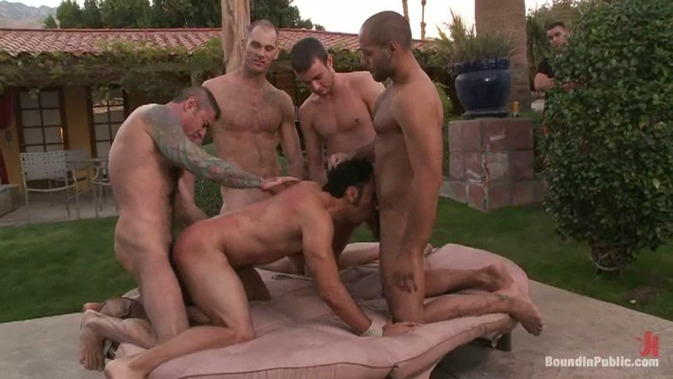 gay ontgroening op vakantie