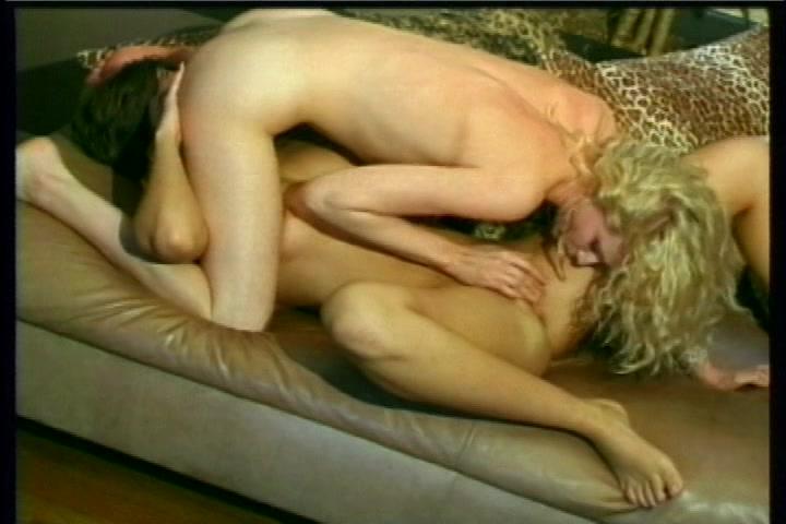Retro lesbische seksfilm