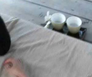 Eroische massage is zo lekker